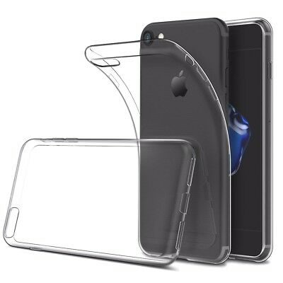 New Ultra Thin Slim TPU Gel Skin Cover Case Pouch for Apple iPhone 7