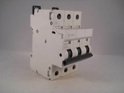 MEM MCB 32 Amp Triple Pole 3 Phase Breaker Type D 32A D32 Memshield 2 MDH332 NEW