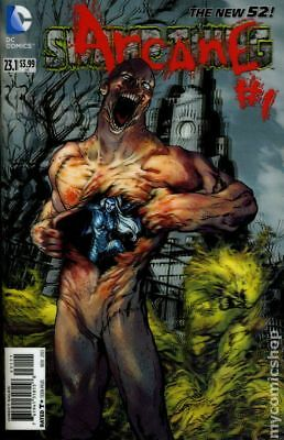 Swamp Thing (2011 5th Series) #23.1A FN