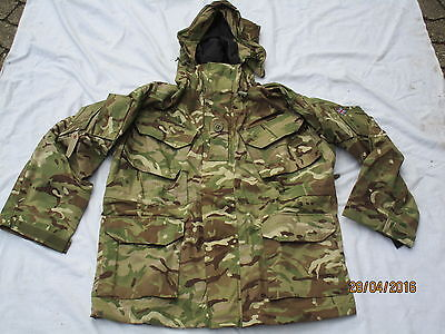 Smock Combat Waterproof and MVP,MTP,Moisture protection jacket,Multicam,Size