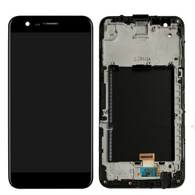 US OEM New LCD Touch Screen Digitizer Assembly Frame For LG K20 Plus MP260 TP260
