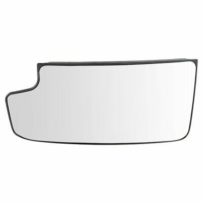 Silverado Sierra Tow Towing Mirror Glass Upper Driver Side Left LH for GM Pickup