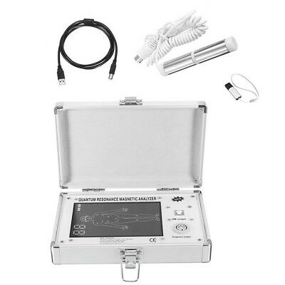 Quantum Magnetic Resonance Health Body Analyzer 48 Report 4th Generation Easeful
