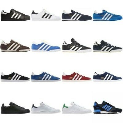 brand new 5e7bb d34ea adidas ORIGINALS TRAINERS SAMBA SUPERSTAR GAZELLE DRAGON STAN SMITH  BECKENBAUER
