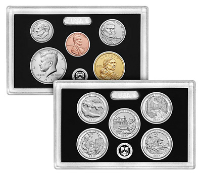 2017 S 225TH Anniversary Uncirculated 10 Coin Set17XC  In Stock Free Shipping