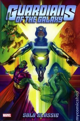 Guardians of the Galaxy Solo Classic Omnibus HC (2015 Marvel) #1-1ST NM