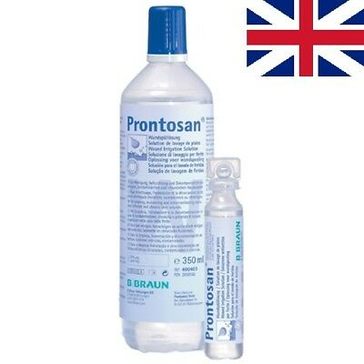 Prontosan Wound Irrigation 350ML Solution | First Aid | TRUSTED UK SUPPLIER