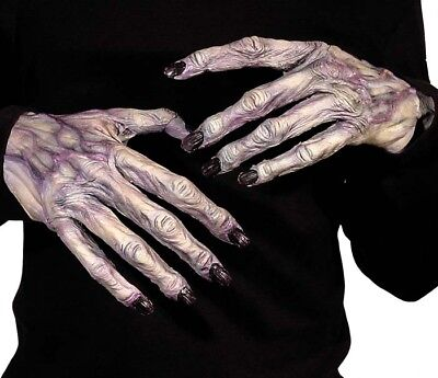 Scary Unisex Adults Ghoul Halloween Hands Horror Fancy Dress Party Accessories