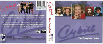 CYBILL: The Complete TV series (11 Dvd Set) R1