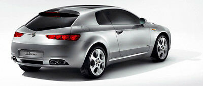 Manuale Officina Alfa Romeo Brera My 2002 - 2010 Workshop Manual Service Email