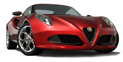 Manuale Officina Alfa Romeo 4C My 2013 Workshop Manual Service Email