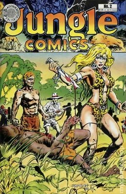 Jungle Comics (1988 Blackthorne) #2 FN