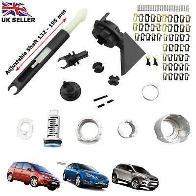 Ford Focus Mk2 2004-12 C Max Kuga Bonnet Release Lock Repair Kit Latch Catch