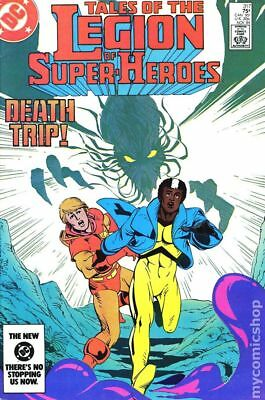 Legion of Super-Heroes (1980 2nd Series) #317 VF