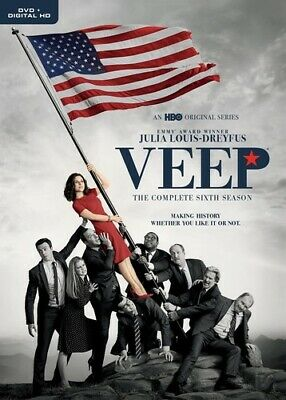 Veep: The Complete Sixth Season - 2 DISC SET (REGION 1 DVD New)