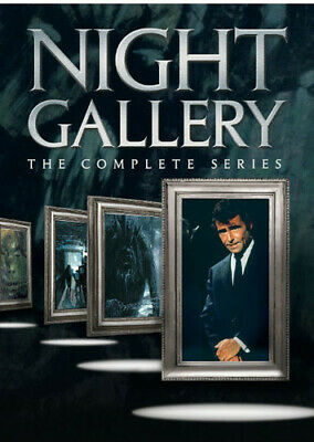 Night Gallery: The Complete Series - 10 DISC SET (REGION 1 DVD New)