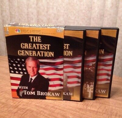 the greatest generation portrayed in the stories of tom brokaw and studs terkel Digitizing sponsor internet archive from the good war / by studs terkel from the greatest generation / by tom brokaw.