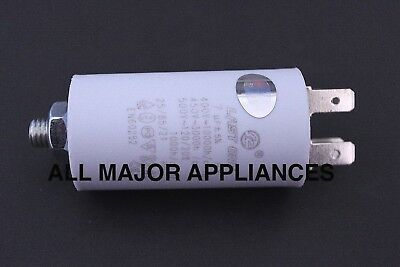 7uF RUN CAPACITOR PLASTIC 400/450/500V LONG LIFE suit dryers