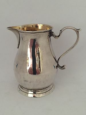 George I Silver Sparrow Beak Milk Jug 1733