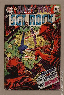 Our Army at War (1952) #191 GD/VG 3.0