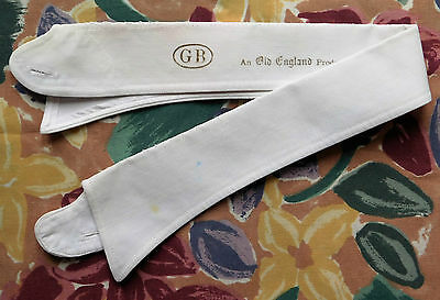 Old England shirt collar size 15 1/2 GB semi stiff vintage 1940s 1950s