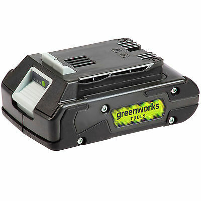 Greenworks G24B2 24v Cordless Battery 2ah