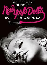 Morrissey Presents The Return Of The New York Dolls - Live From The Festival Hal