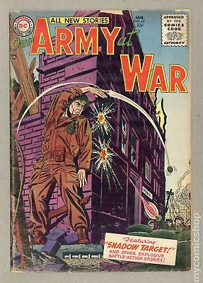 Our Army at War (1952) #42 GD+ 2.5