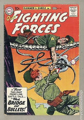 Our Fighting Forces (1954) #56 VG 4.0