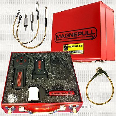 MagnePull / MagneSpot XP1000-MC-XR-5 Wire Fishing System Pro Kit w/5 Magnets