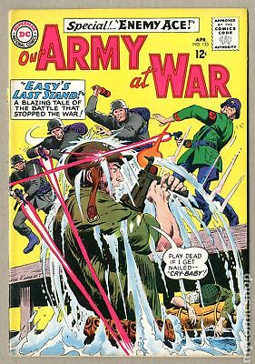 Our Army at War (1952) #153 VG- 3.5