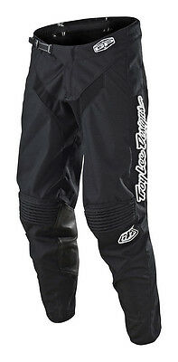 Troy Lee Designs GP Mono Mens MX Offroad Pants Black