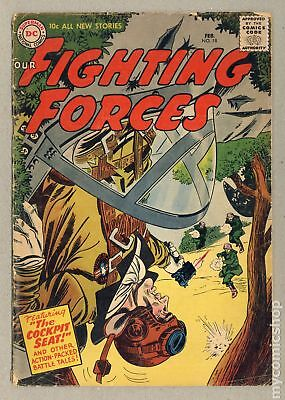 Our Fighting Forces (1954) #18 GD 2.0
