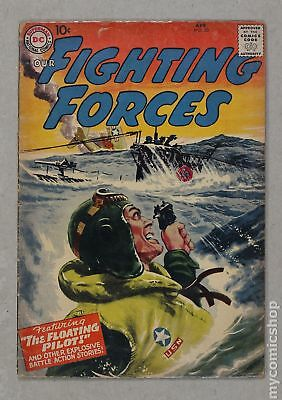 Our Fighting Forces (1954) #20 GD 2.0