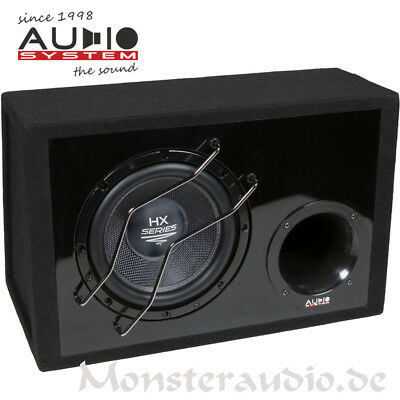 audio system hx 08 sq br serie 20cm bassreflexsubwoofer. Black Bedroom Furniture Sets. Home Design Ideas