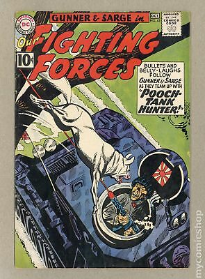 Our Fighting Forces (1954) #63 VG 4.0
