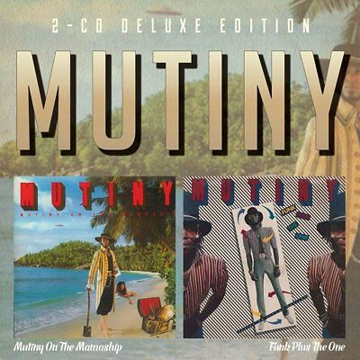 Mutiny - Mutiny On .. / Funk Plus The One 2015 Remastered 2Cd 1979/1980 Albums