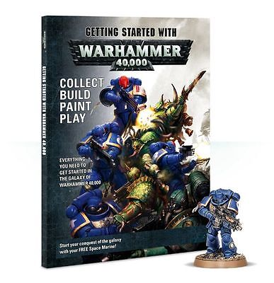 Getting Started With Warhammer 40,000 New!