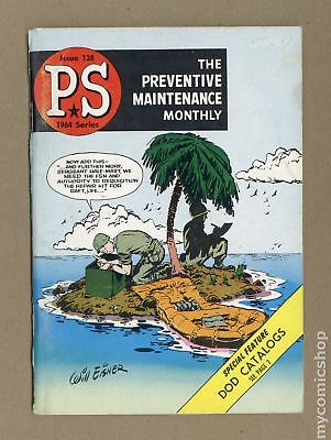 PS The Preventive Maintenance Monthly (1951) #138 VG+ 4.5