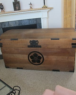 Japanese Dowry or Utility Trunk
