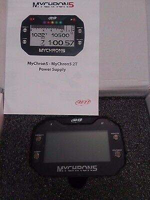 AIM MyChron 5 GPS Lap Timer for Kart Racing - FREE SHIPPING