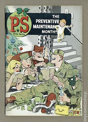 PS The Preventive Maintenance Monthly (1951) #50 VG 4.0
