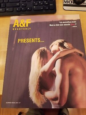 A & F Quarterly Catalogue - Summer Issue 2003