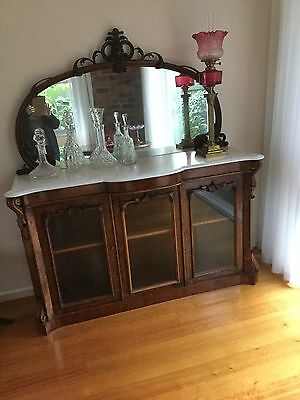 Antique Georgian Credenza Circa 1840