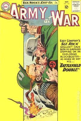Our Army at War (1952) #135 GD/VG 3.0