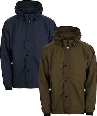 "NEW MENS WEEKEND OFFNDER JACKET ""Hoskins"" Hooded Hoodie Coat"