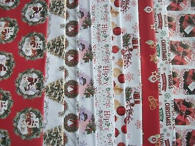 20 Sheets of Traditional Christmas, Xmas Wrapping Paper, Gift Wrap