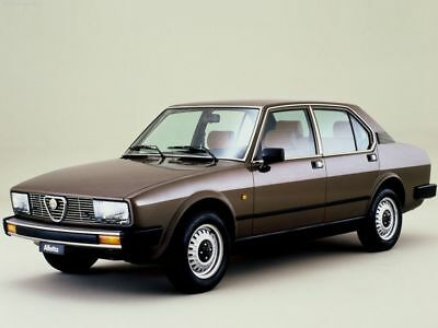 Manuale Officina Alfa Romeo Alfetta My 1973 - 1987 Workshop Manual Service Email