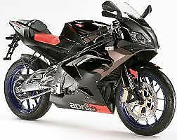 MANUALE OFFICINA APRILIA RS125 4°SERIES my 2006 WORKSHOP MANUAL SERVICE EMAIL