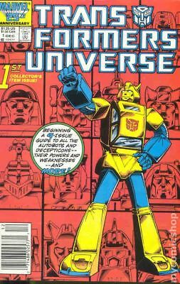 Transformers Universe (1986) #1 FN